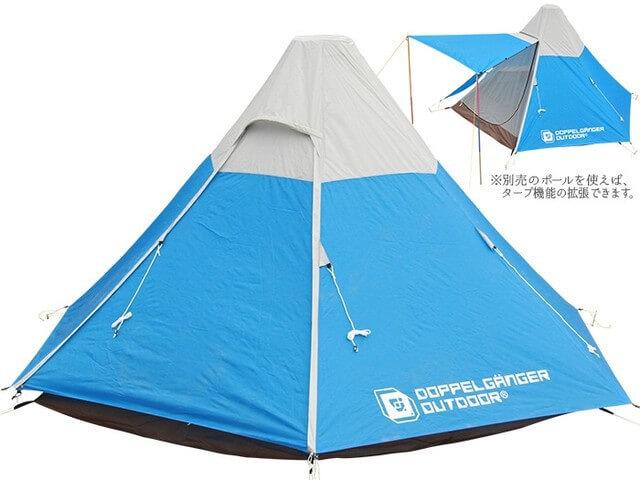 富士山テントの写真