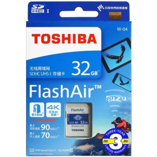 SDカード FlashAir