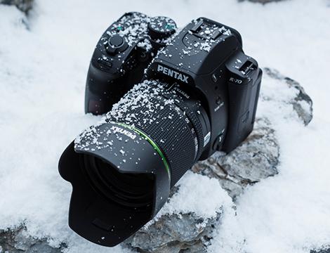 PENTAX K-70 −10℃耐寒動作保証