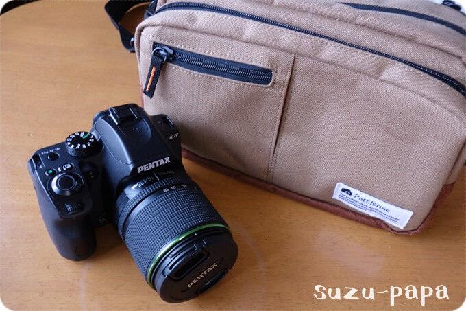 PENTAX K-70 カメラバッグ