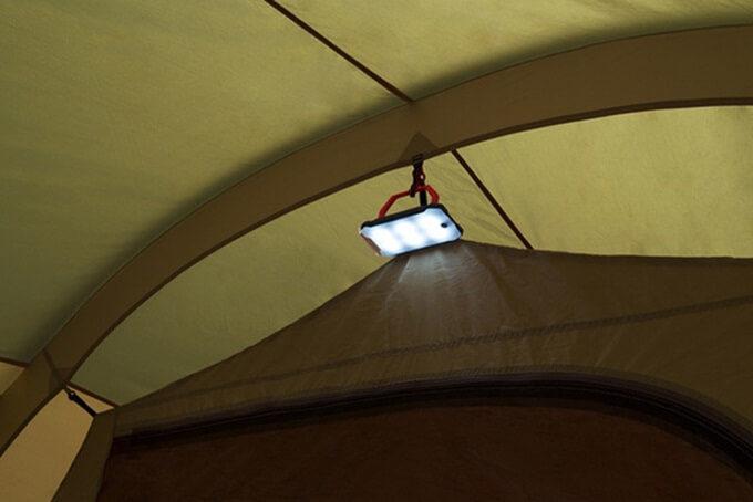 トンネル2ルームハウス ランタンフック