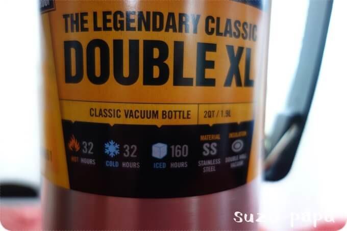 STANLEYボトルラベル