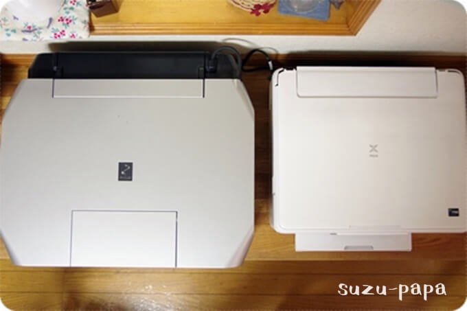 TS8130とMP610比較