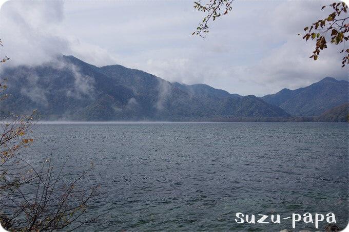 中禅寺湖 晴天
