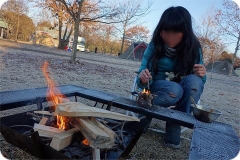 fam ミニ焚き火台