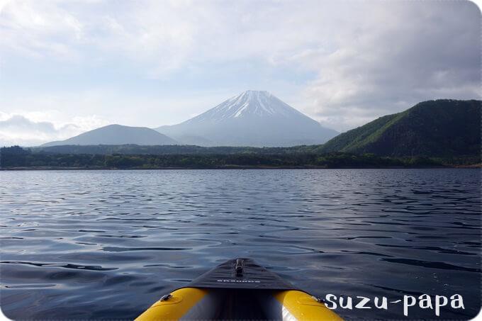 浩庵 富士山 カヤック