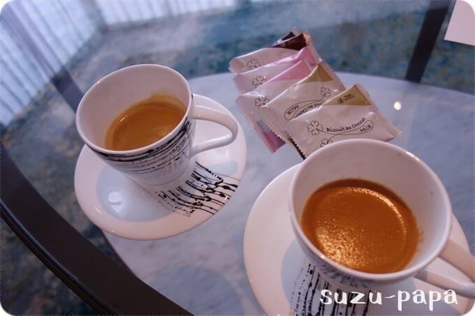 スイートなコーヒータイム