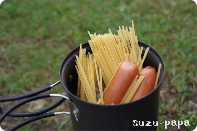 日光湯元キャンプ場 朝食