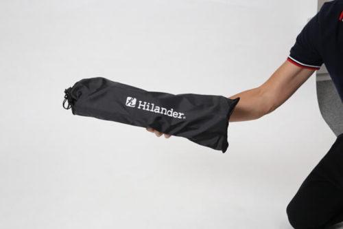 Hilander(ハイランダー)アルミハンガーラック