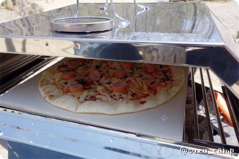 尾上製作所コンパクトピザオーブン