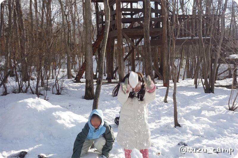 メープル那須高原キャンプグランド 遊ぶ
