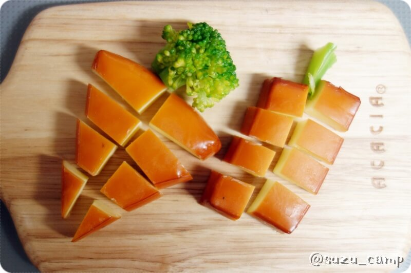 燻製 チーズ