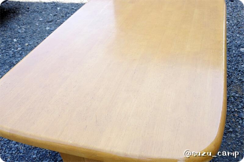 ダイニングテーブル リメイク