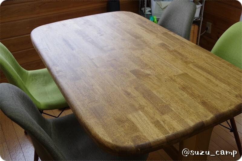 テーブルリメイク ワトコ