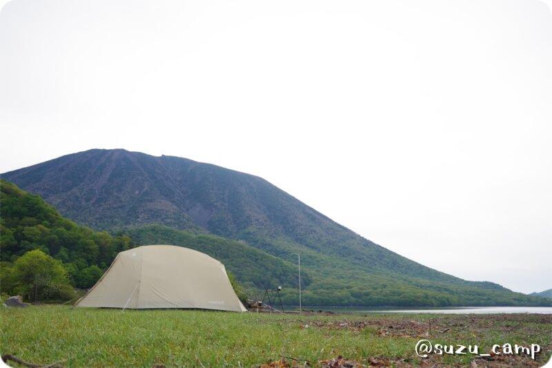 菖蒲ヶ浜キャンプ場 ムーンライトテント