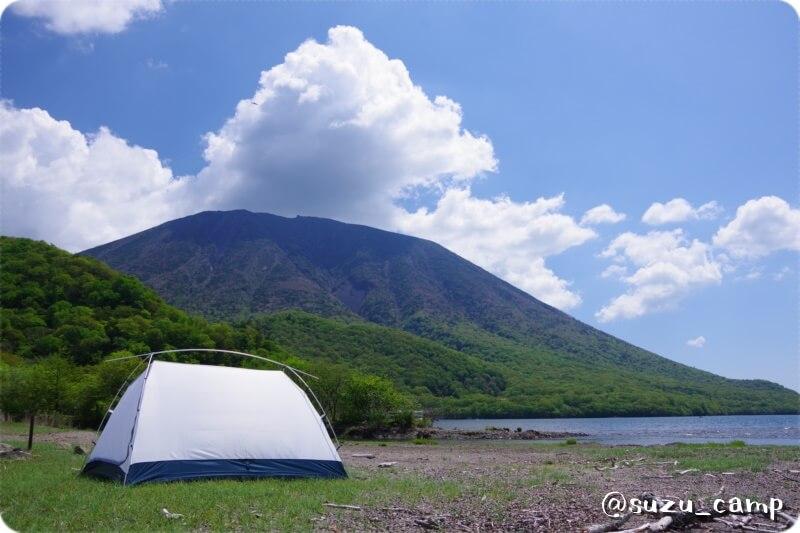 菖蒲ヶ浜キャンプ場 ムーンライト