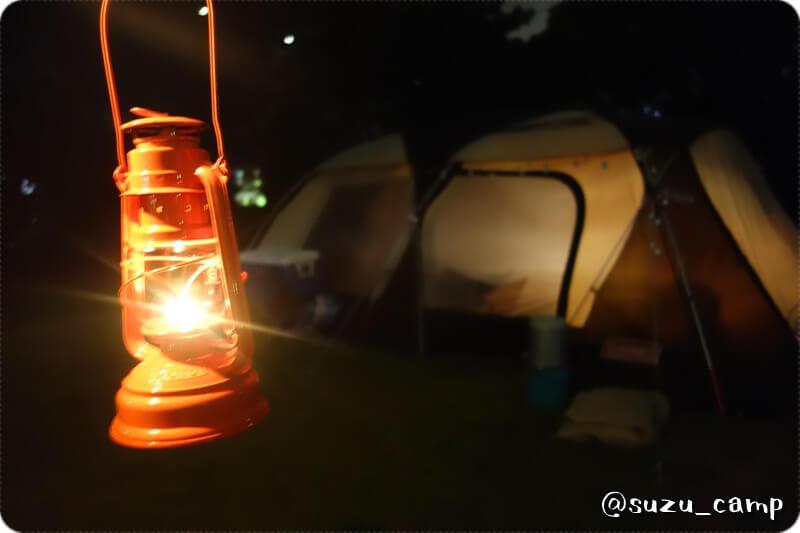 若洲公園キャンプ場 2015年4月