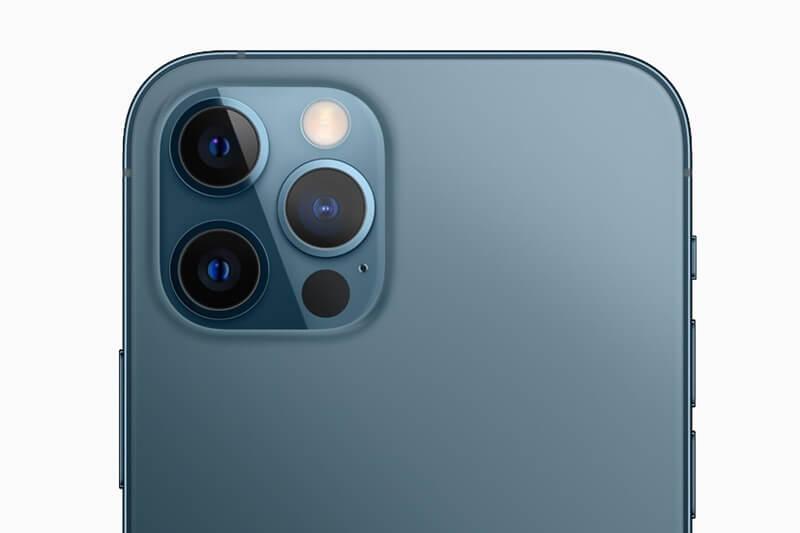 iPhone12 pro max 4眼レンズ