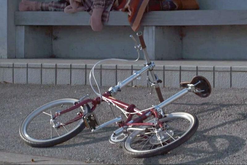 なでしこ(大原優乃)の自転車 Boardwalk D7