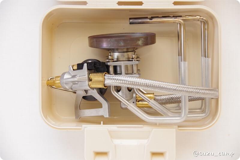 FUSION ST-330 セリア ハードケース