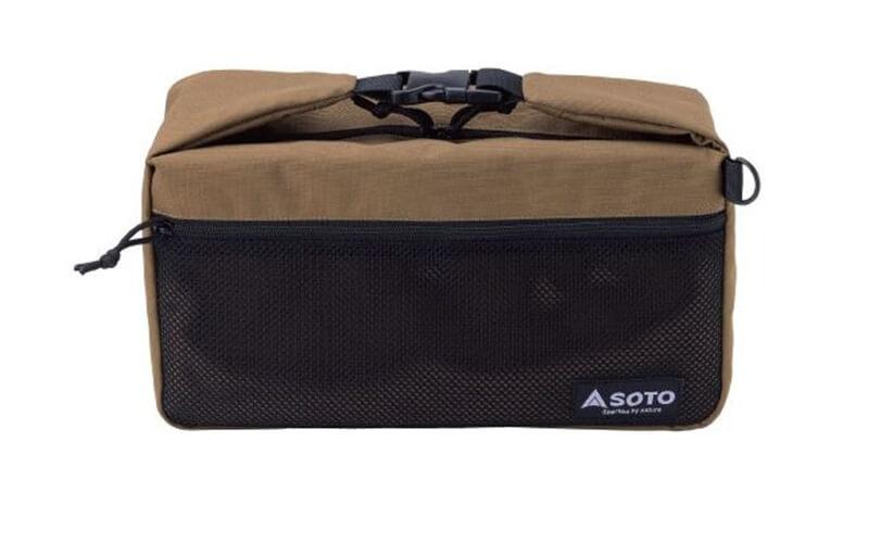 ミニマルバッグ ST-3109 SOTO新製品