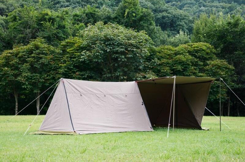 tent-Mark DESIGNS 炎幕フロンティア