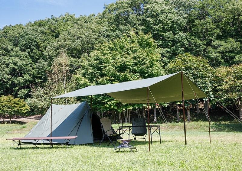 tent-Mark DESIGNS ツーピークキャビン タープ