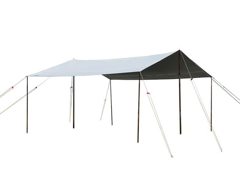 tent-Mark DESIGNS ツーピークキャビンタープ