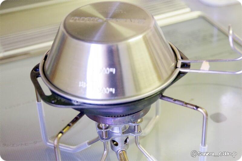 BE-PAL 2021年5月号 SHO' 肉厚グリルパン シェラカップで蒸し