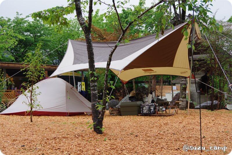 REDROCK 雨CAMP