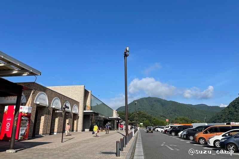 陣馬形山キャンプ場 談合坂